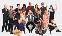 Nashville's own Amanda Valentine (in pink) of Valentine Valentine is on this season of Project Runway!
