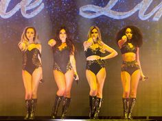 The Little Mix Girls Defend Their Sexy Tour Outfits http://ift.tt/1P9NIem #LookMagazine #Fashion