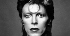 David Bowie, Artists, Performers, Drag Queens and DJs Remember a Hero David Bowie Starman, Ziggy Stardust, Music Icon, Glam Rock, Adriana Lima, Androgynous, Image, Liver Cancer, January 10