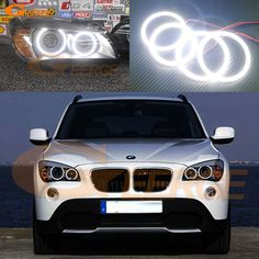 Find More Car Light Assembly Information about For BMW X1 E84 2010 2011 2012 2013 2014 2015 Xenon headlight Excellent Ultra bright illumination smd led Angel Eyes kit,High Quality kit kits,China kit led Suppliers, Cheap kit bmw from Geerge-Tech on Aliexpress.com