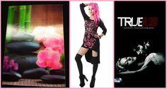 HUhtikuu 2014, bonusrinki. Vixxinin Bone Rose Dress & True Blood kausi 2.