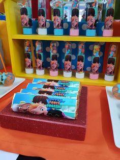 Carolina V's Birthday / Mini beat power rocket - Photo Gallery at Catch My Party Rocket Birthday Parties, Baby Beat, Ideas Para Fiestas, Tiana, Tobias, Lucca, Beats, Party Ideas, Baby Shower