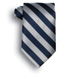 School striped ties from Wolfmark.