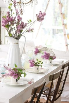 Lilacs Always My Favorite Flower