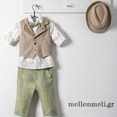 """Βαπτιστικό Σετ Bambolino """"Manolakis"""" συλλογή Άνοιξη/Καλοκαίρι, κωδ. 8663 Peplum, Tops, Women, Fashion, Moda, Fashion Styles, Veil, Fashion Illustrations, Woman"""