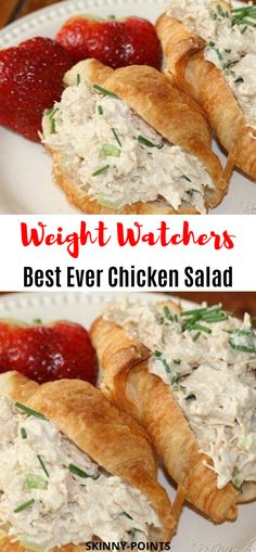 Best Ever Chicken Salad // weightwatchersrecipes smartpointsrecipes WeightWatchers weight_watchers Healthy Skinny_food recipes smartpoints chciken salad 464152305348000146 Weight Watchers Lunches, Weight Watchers Diet, Skinny Recipes, Ww Recipes, Cooking Recipes, Recipies, Ranch Pasta, Healthy Snacks, Healthy Eating