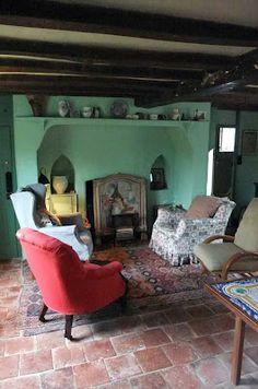 Virginia Woolf Monks house Google Image Result for http://4.bp.blogspot.com/-TOkSiobRS2E/T6OQDWB5Z3I/AAAAAAAAGz8/nPTPsZ_VEGQ/s400/monks-house13.jpg