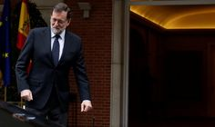 #world #news  Spain's Rajoy cements grip on his party ahead of tricky term
