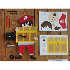 DIY Pirate clock   Orologio Pirata Fai Da Te