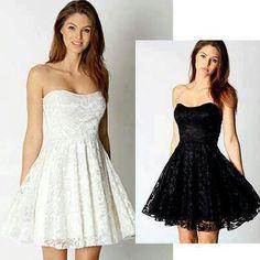Black...White...
