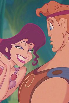 Hercules and Megan