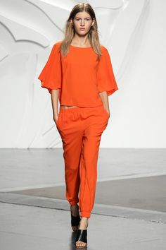 Tibi Spring 2014 Ready-to-Wear Collection Slideshow on Style.com