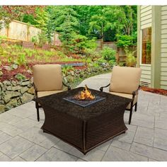 Square Black Mahogany Granite Top - Santa Cruz https://www.studio9furniture.com/outdoor/fire-pits-bowls-glass/high-quality-fire-pits-fire-pit-tables/santa-cruz-square-fire-pit-black-mahogany-granite-top  This fire pit is best for entertaining guests as you make them feel warm and welcome.