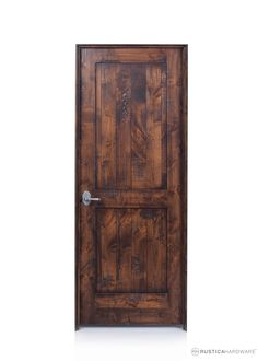 Hinged Door Interior or Exterior | Rustica Hardware