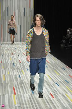 Spring/Summer 2015 Collection of Japanese fashion brand FACTOTUM