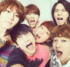 B2ST WAAH love them ^_^