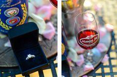 Vineyard propsal, proposal idea | photos by jbrazeal.com #MessinaHof