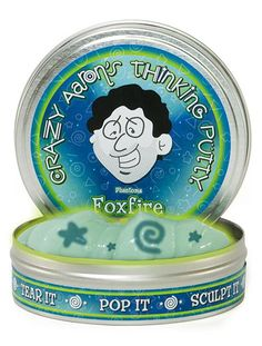 Crazy Aaron's Thinking Putty // Phantoms // Foxfire