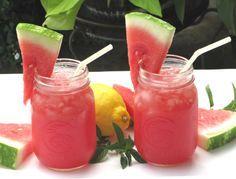 Σπιτική Λεμονάδα Με Καρπούζι | Misswebbie.gr