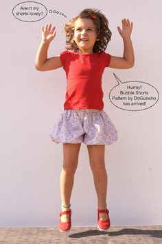Bubble Shorts by doguincho $5 pattern.