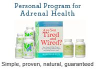 Adrenal symptoms and types of adrenal dysfunction, reviewed for women