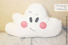 """Подушка-игрушка """"Облако"""" Декоративная подушка - подушка-игрушка,облако"""
