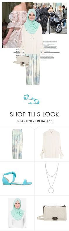 """""""Untitled #1514"""" by the2ndchild ❤ liked on Polyvore featuring Michael Kors, Dorothee Schumacher, Alexandre Birman, Botkier, Chanel and Alexander McQueen"""