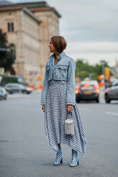 What to wear in Sept