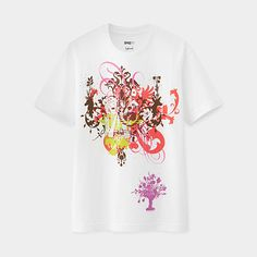UNIQLO Ryan McGinness Tshirt | MoMA Store