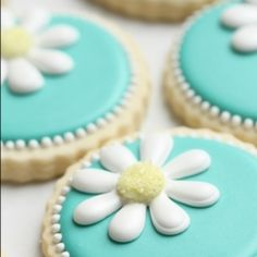 Sweet daisies for Easter & spring {Video Tutorial}