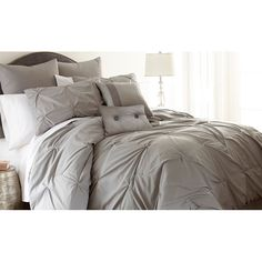 FREE SHIPPING! Shop Wayfair for Colonial Textiles Ella 8 Piece Comforter Set - Great Deals on all Bed & Bath products with the best selection to choose from!