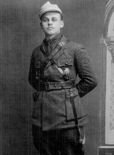 Witold Pilecki Wilno, 1923 r.