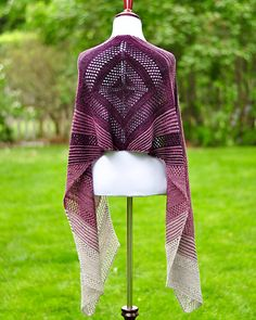 Ravelry: Changing Light pattern by Jennifer Weissman