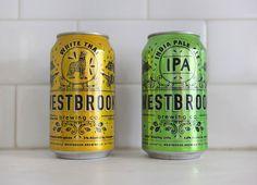 Westbrook Beer by fuzzco