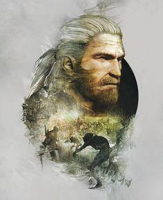 Steelbook Wiedźmin 3: Dziki Gon - Geralt (edycja Novigrad)