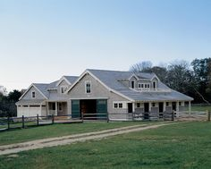 Barns On Pinterest Horse Barns Stables And Barn Houses