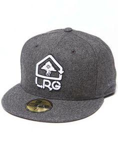 LRG | Tree House New Era 5950 Fitted Hat. Get it at DrJays.com