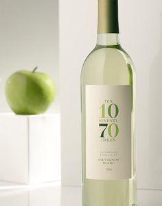 1070 Green Wine MCG Cellars Wine Label & Package Design Wine Label & Package Design Rutherford Napa Valley Award Winning
