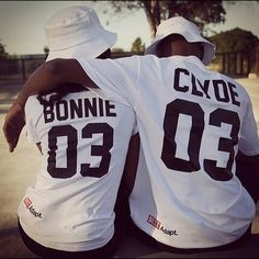 Adorable couples t-shirt Jersey ♥