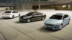 2013 Ford Fusion AWD Titanium – Family Sedan with Pizzazz
