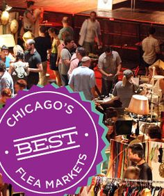 The Best Flea Markets In Chicago