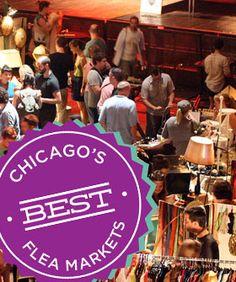The Best Flea Markets In Chicago
