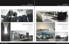 Architecture Portfolio 63-64 by Kai . L, via Flickr