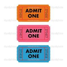 Admit One Ticket Template Free Beauteous Colorful Vintage Train Ticket  Logos Graphics Prints Posters .