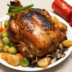 Dinde, chapon, poularde rôtis et Cie Noël approche! A #déguster avec du vin du Mas de l'Ecriture pour bien se régaler : #Ecriture2008