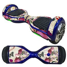 Anboo New Style 2 Wheels Protective Vinyl Skin Decal For 65IN model Self Balancing Scooter Hoverboard L >>> Check out this great product.