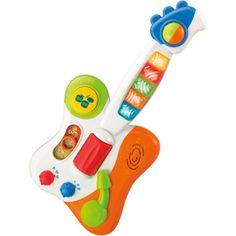 Ma premiere guitare