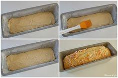 Brioche express en 5 min chrono – Basic Homemade Bread Recipe – The healthiest bread to make? Homemade Cake Recipes, Baking Recipes, Dessert Recipes, Bread Recipes, Brioche Express, Baking Soda Slime, Bread Dough Recipe, Cake Recipes From Scratch, No Bake Bars