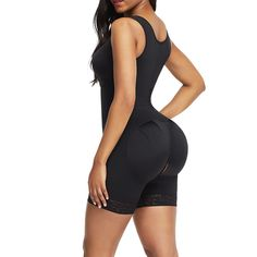 US$ 118.98 - Women Full Body Butt Lifter Shapewear - www.pkcoco.com Best Body Shapewear, Women's Shapewear, Flatten Tummy, Full Body Suit, Fitness Workout For Women, African Dresses For Women, Plus Size Fashion, Things That Bounce, Fit Women
