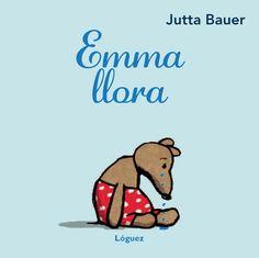 Hay días, situaciones, donde la pequeña osa Emma también llora, como, por ejemplo, cuando mamá se enfada con ella y no sabe por qué, por el helado que se le cae al suelo o por dormir con la luz apagada. Pero ella encontrará consuelo en el regazo de su madre. Jutta Bauer capta las emociones de los más pequeños, haciéndoles participar en sus llantos y risas desde su gran sensibilidad y capacidad artística.